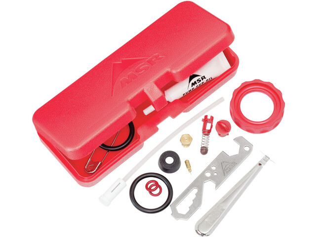 MSR SimmerLite Expedition Service Kit Tool Case